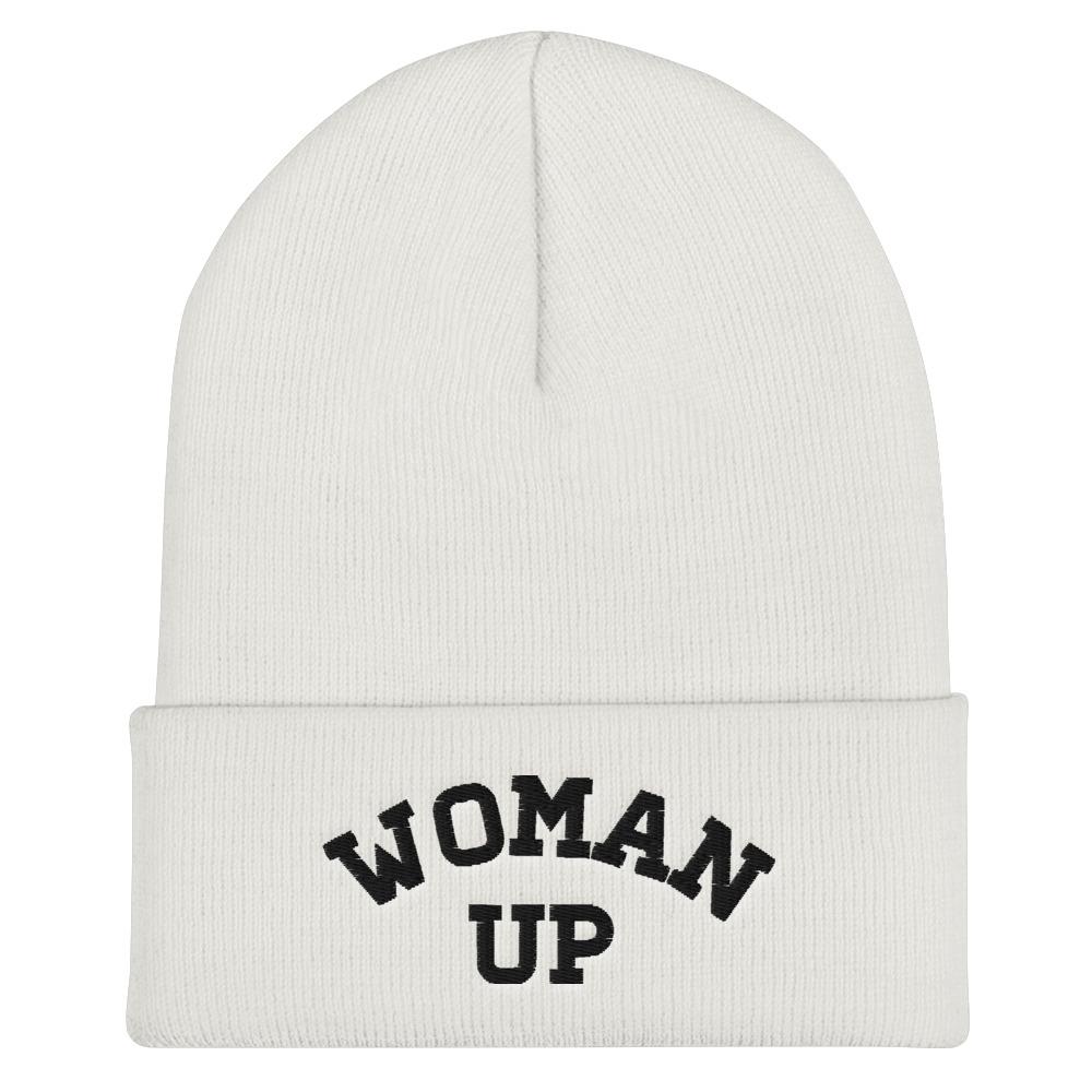 She is apparel Woman beanie