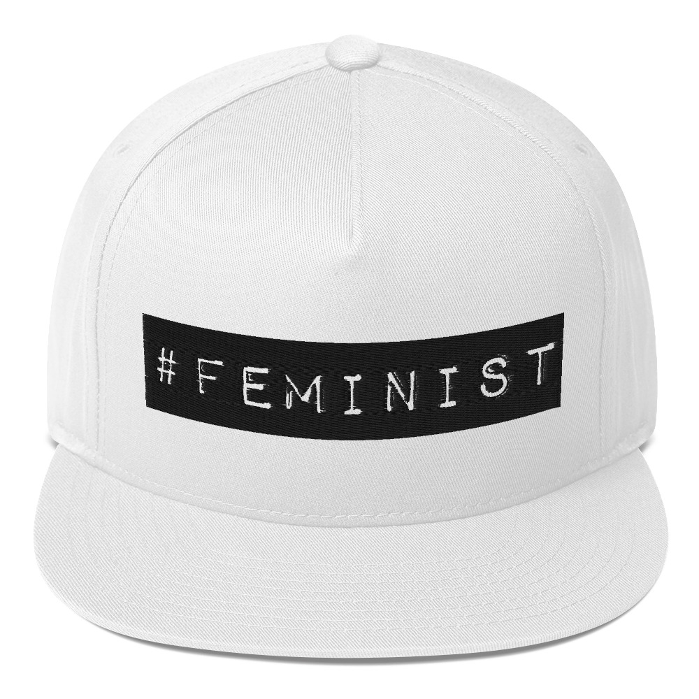 She is Apparel #Feminist Cap