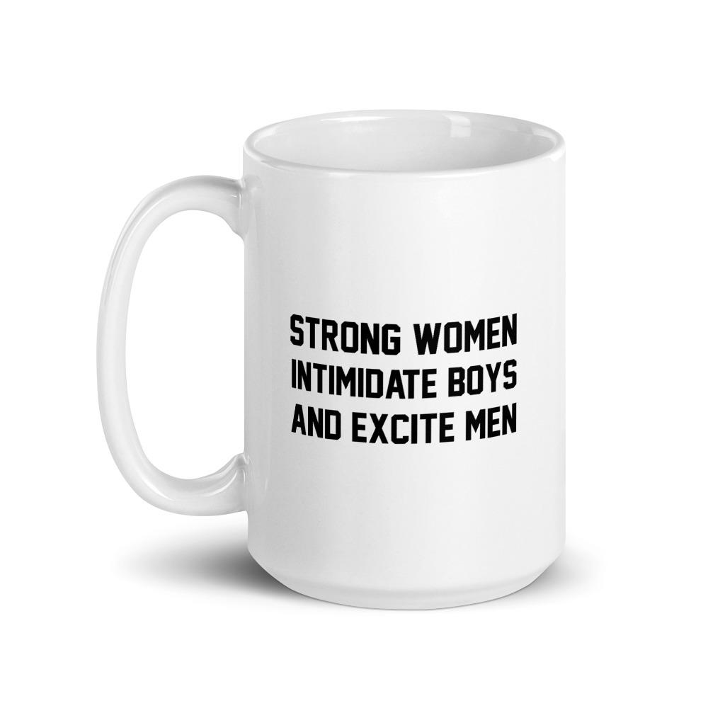 She is apparel Strong Women mug