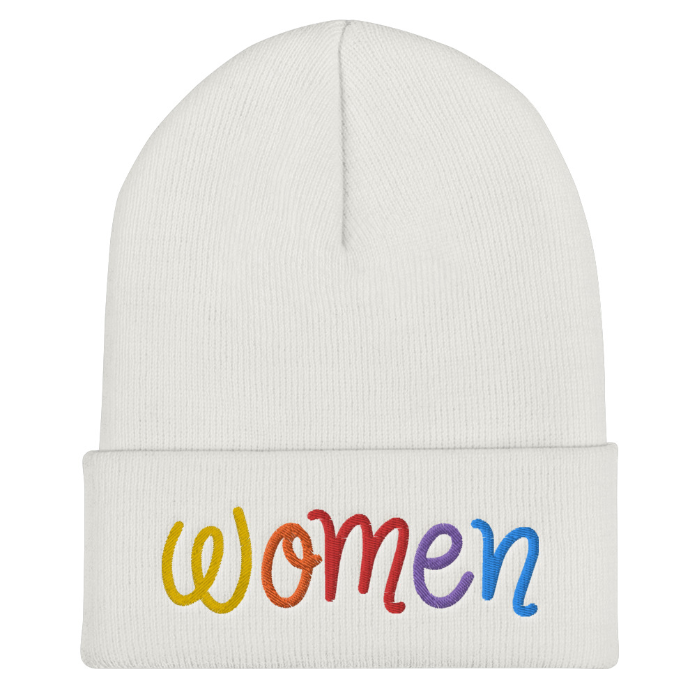She is Apparel Women Beanie