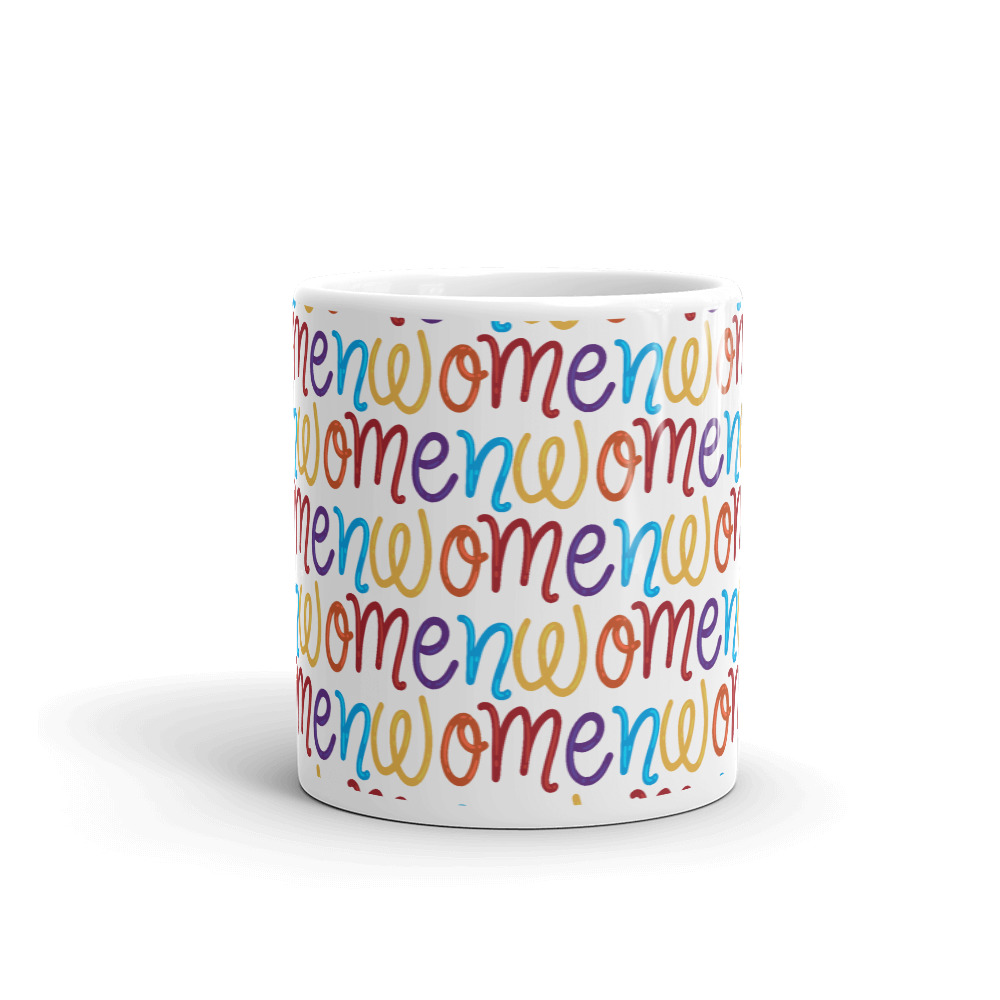 She is Apparel Women Mug