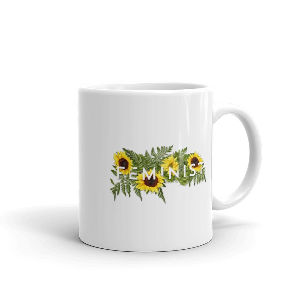 she is apparel Sunflowers Mug