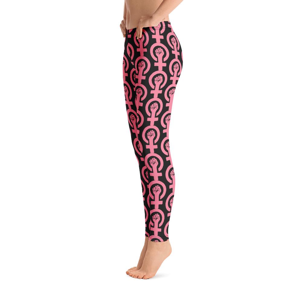 she is apparel Women Power Leggings