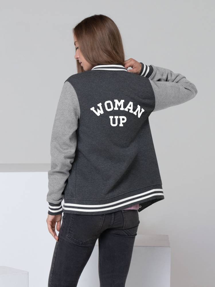 She is apparel Woman Up jacket