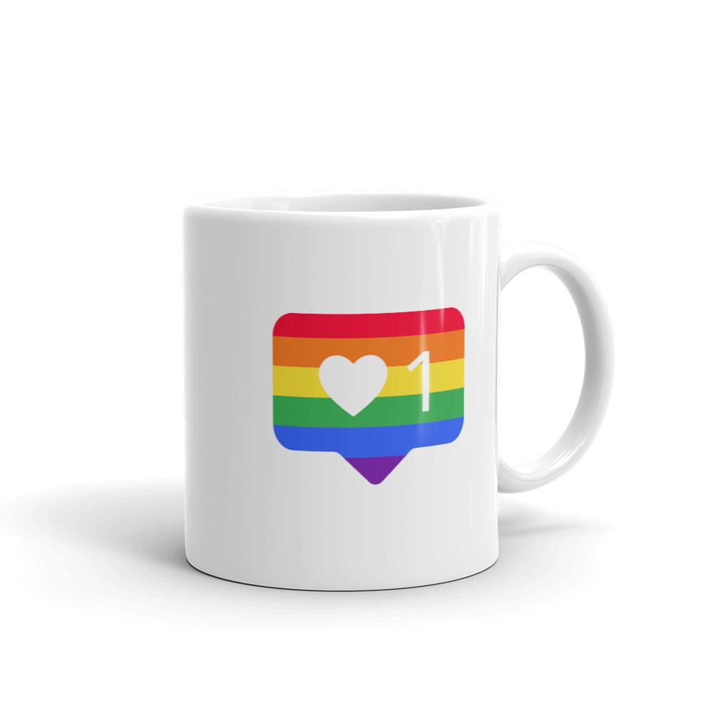 She is apparel Pride like Mug