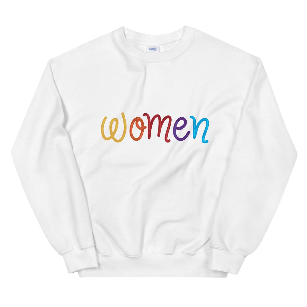 She is Apparel Women Sweatshirt