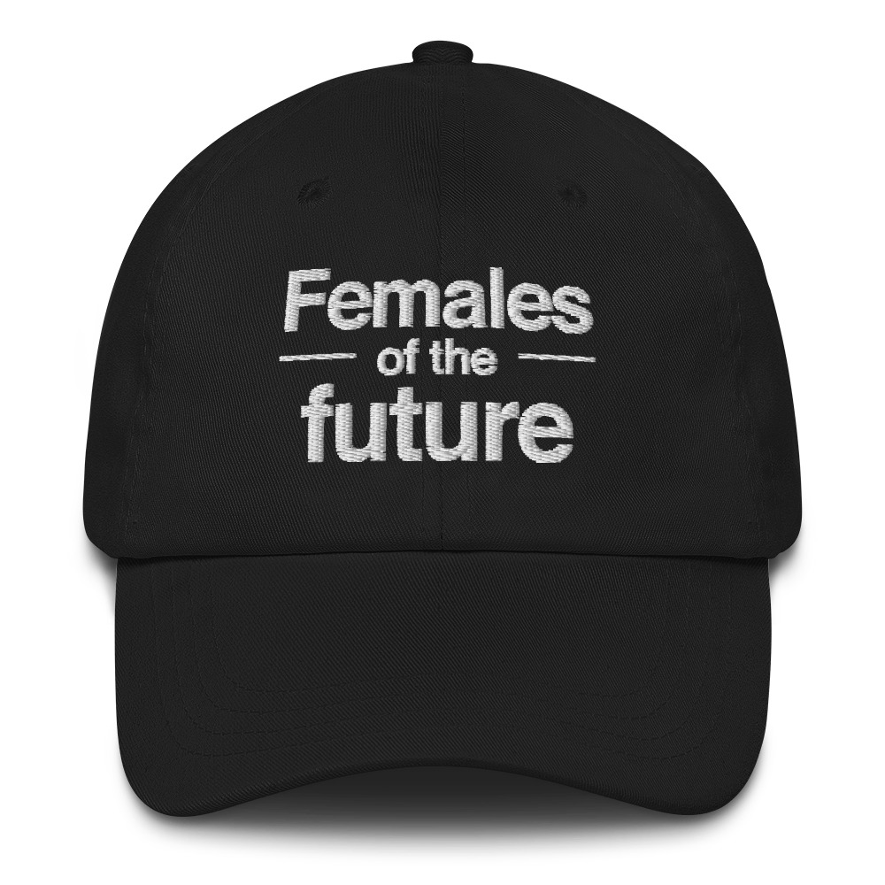 She is apparel Females of the Future dad hat