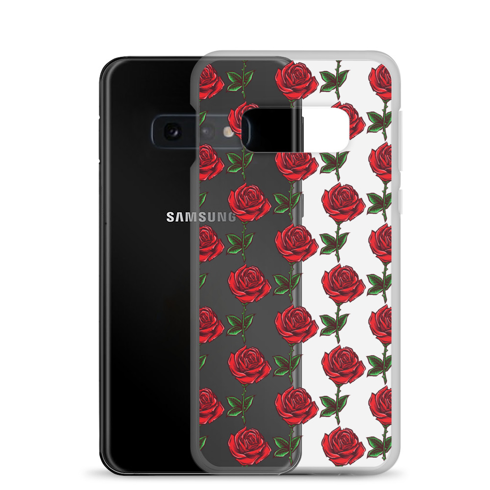 She is Apparel She is strong Samsung Case