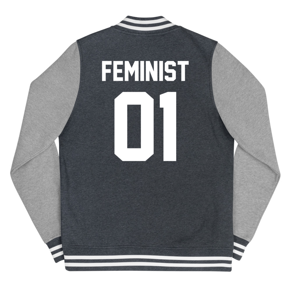 She is Apparel Feminist 01 Jacket