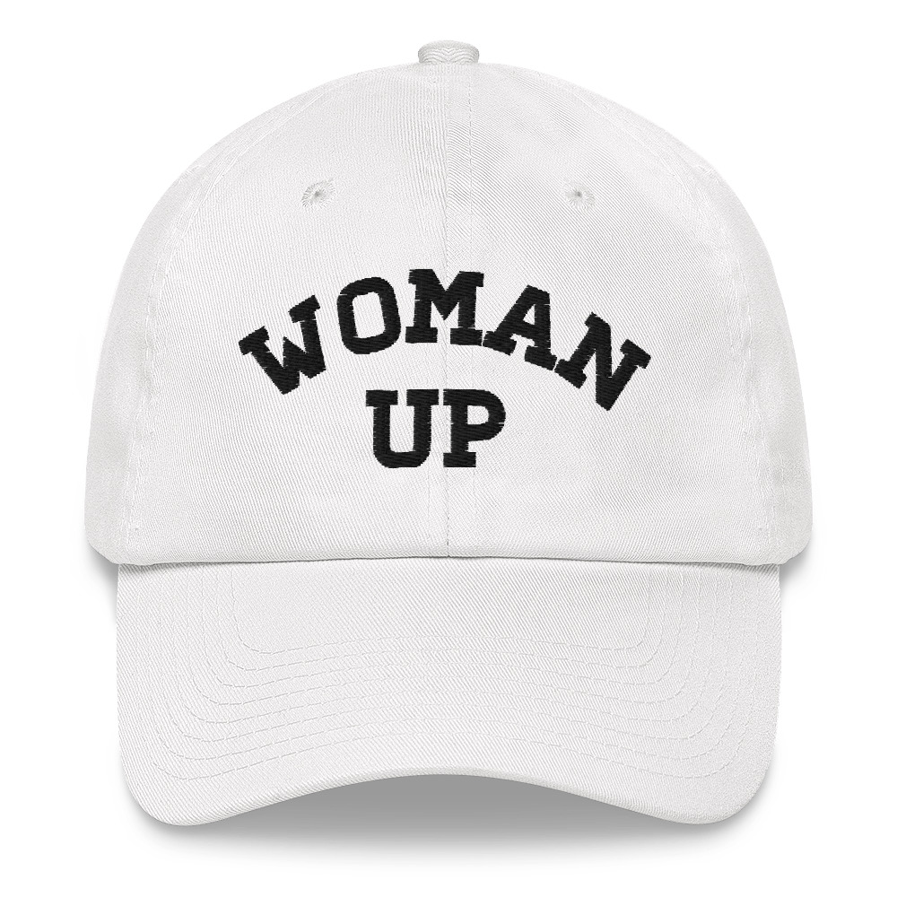 She is apparel Woman dad hat
