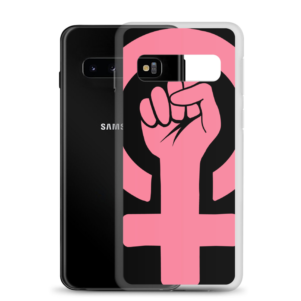 she is apparel Women Power iPhone Case