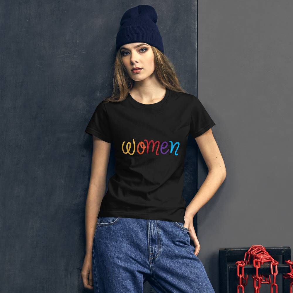 She is Apparel Women T-Shirt