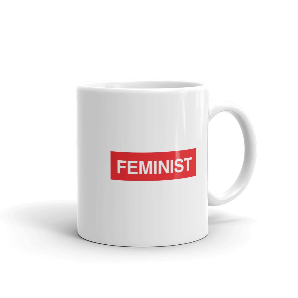 She is Apparel Feminist Mug